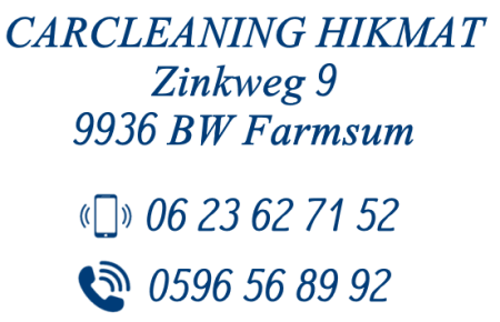 Carcleaning Hikmat Farmsum